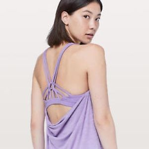 NWT moment to Movement tank 2 in 1 size 10